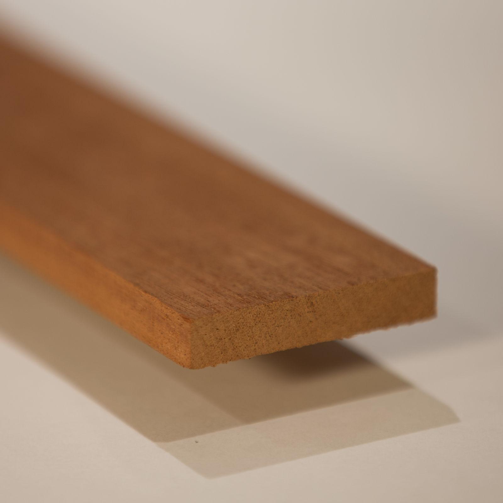 Hardwood Door Lipping 54mm X 8mm X 2 4 Metres
