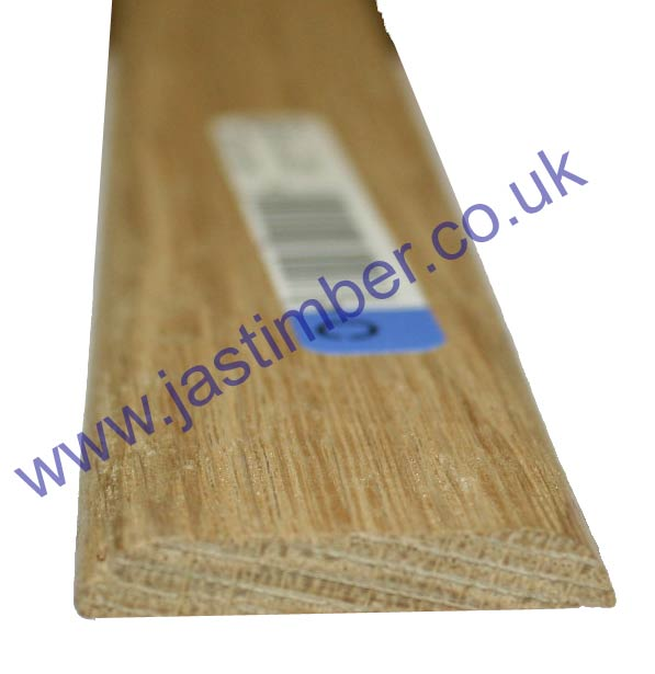 OAK D-Mould Timber Beading - Cheshire Mouldings