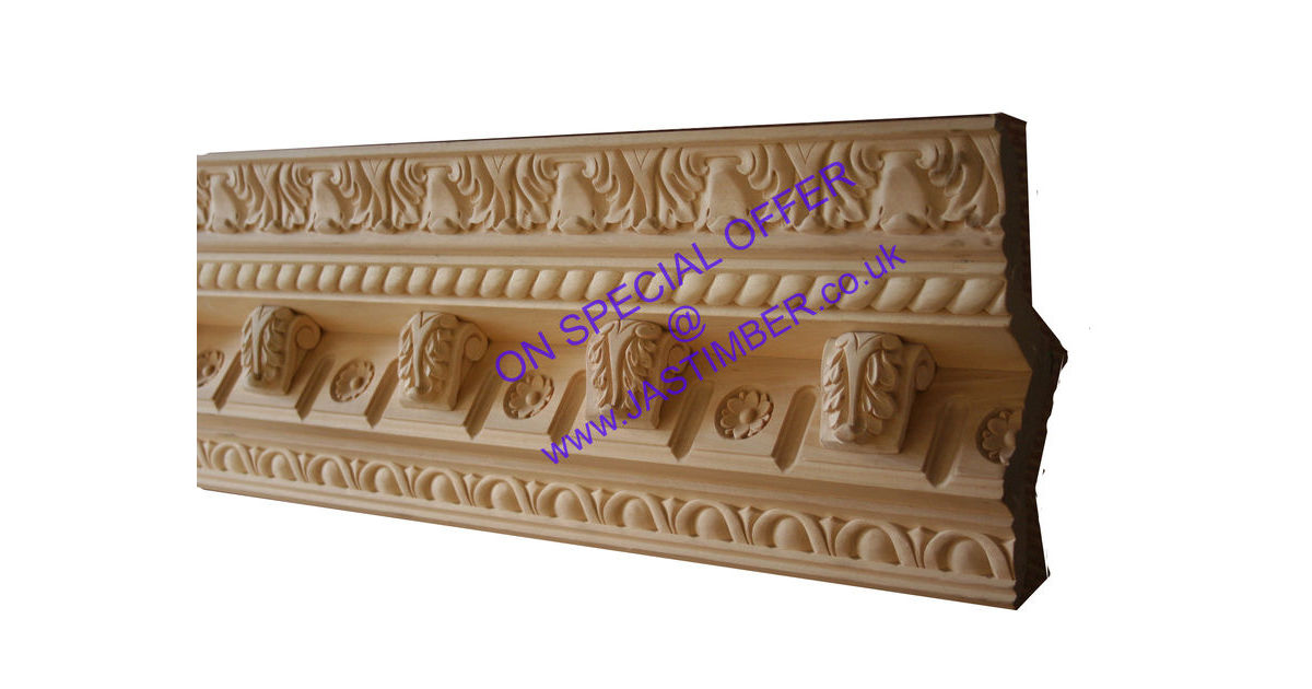 Carved Timber Mouldings | JAS Timber