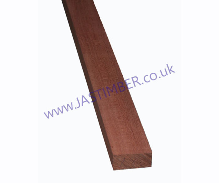 2x1 Sapele Hardwood Timber