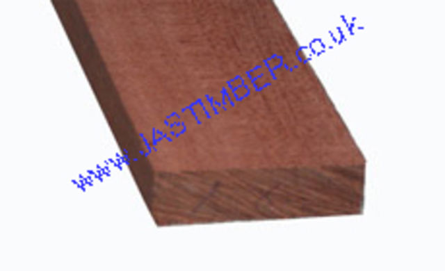 6x2 Sapele Mahogany Planed Hardwood ( PSE ex 150x50mm - Finished size: 144x44mm )