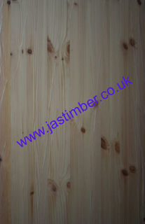 Photography of 18mm PINE A/B Grade - PROboard REDWOOD Jointed Board