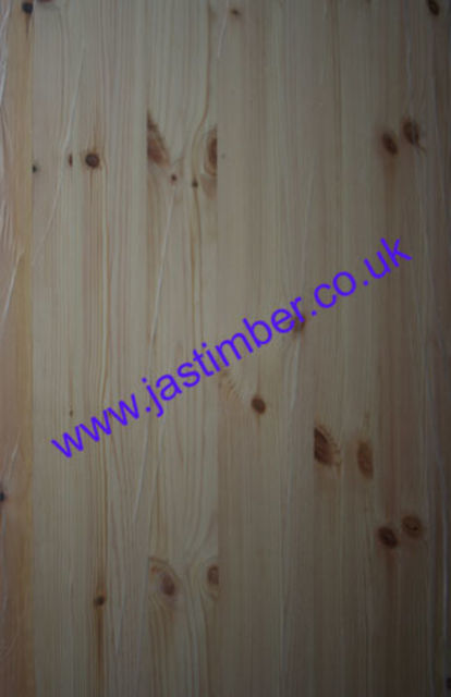 18mm PINE A/B Grade - PROboard REDWOOD Jointed Board