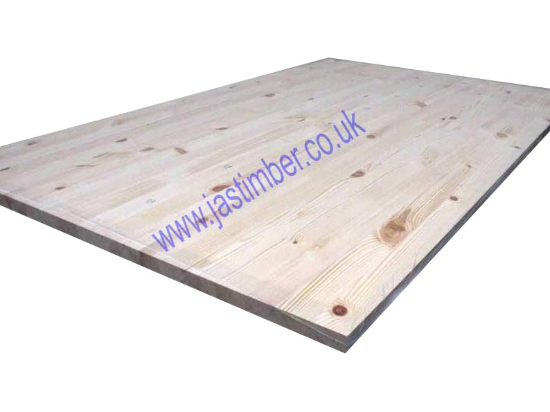 27mm Pine A/B Grade - PROboard Redwood Jointed Board - Choose 300mm or  600mm x 27mm finish
