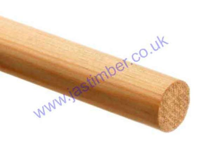 Richard Burbidge PEFC Pine Timber Dowel