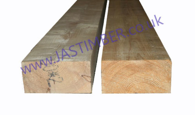 Sawn Graded Timber
