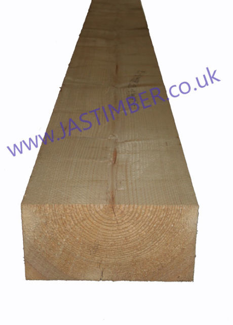 12x6 R/S Sawn Carcassing ( 150x300mm ) SSC16/24 WET Graded