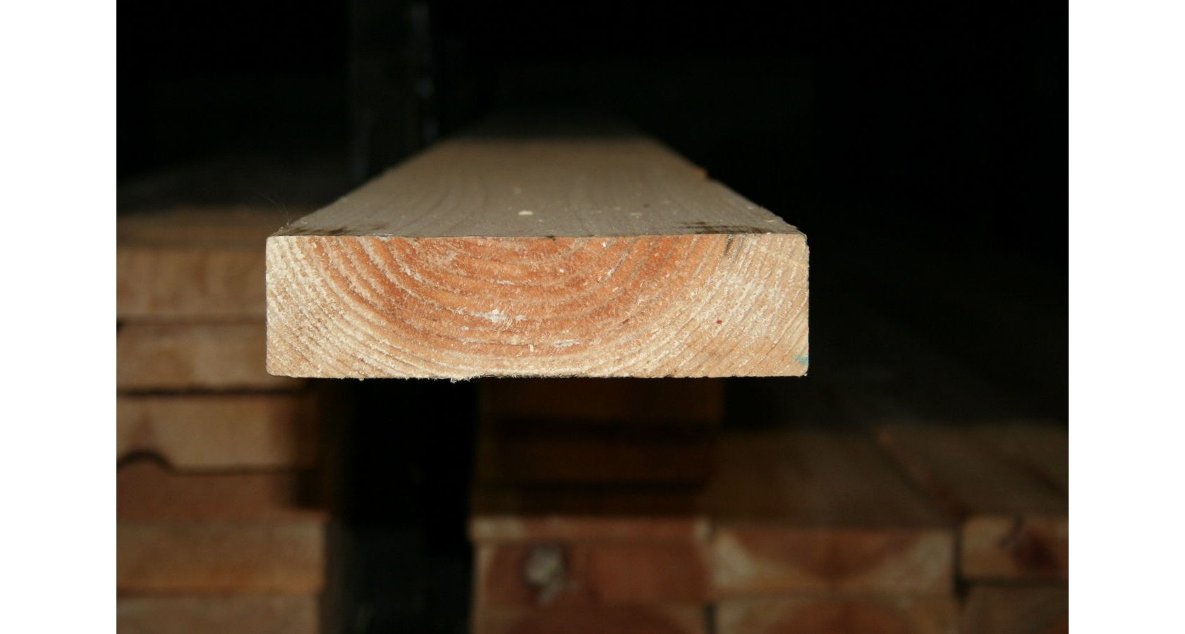 7x2 Rough Sawn Carcassing Timber