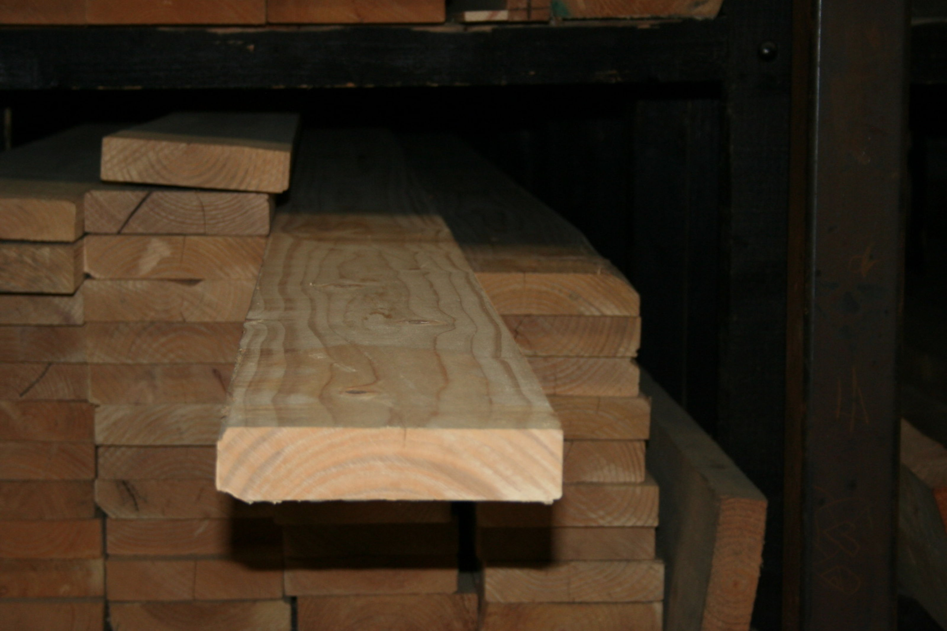 8x2 Rough Sawn Carcassing Timber