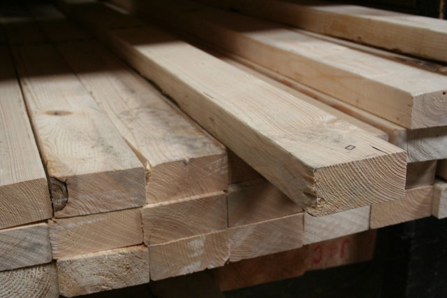 5x2 R/S Regularised Graded Building Timber (44x122mm ex 50x125mm) under <4.8M.