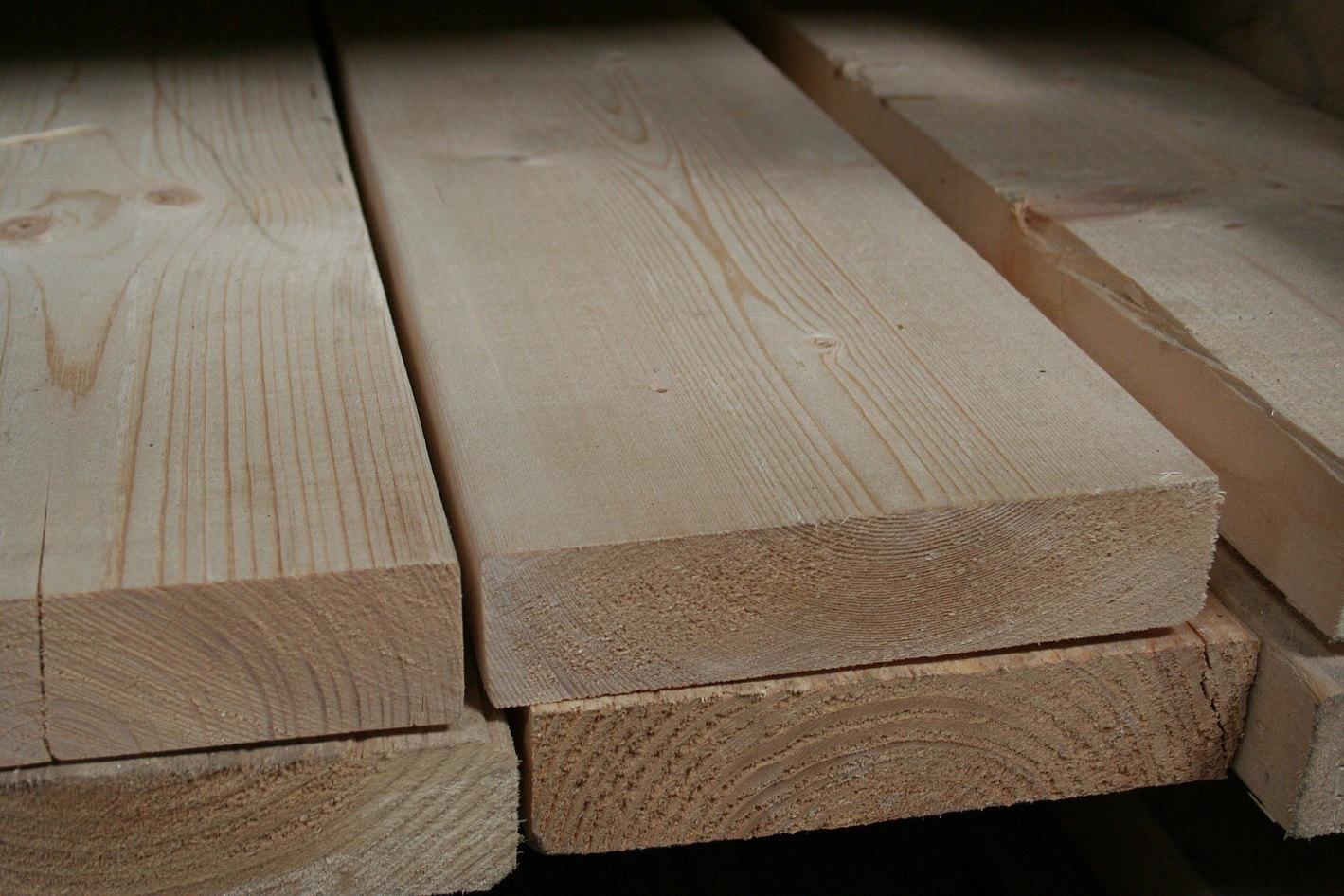 8x2 Rough Sawn Timber 44x195mm