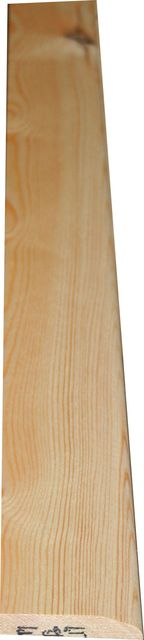 3 inch Architrave - Splayed / Chamfered ( Finish: 14x69mm ) *Redwood*