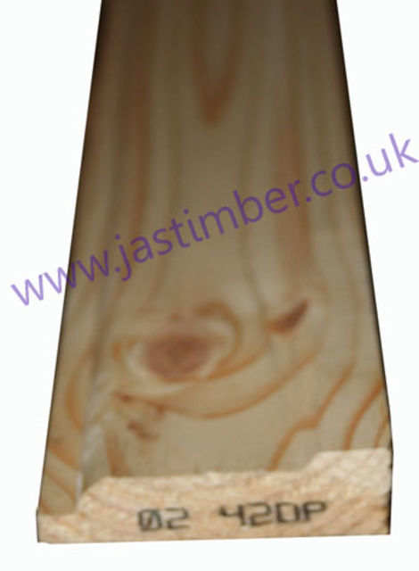 3 inch Lambstongue Architrave *Scandinavian Redwood ( Size 20x69mm )