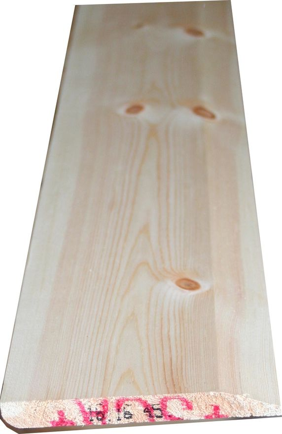 "5"" Chamfered Skirting"