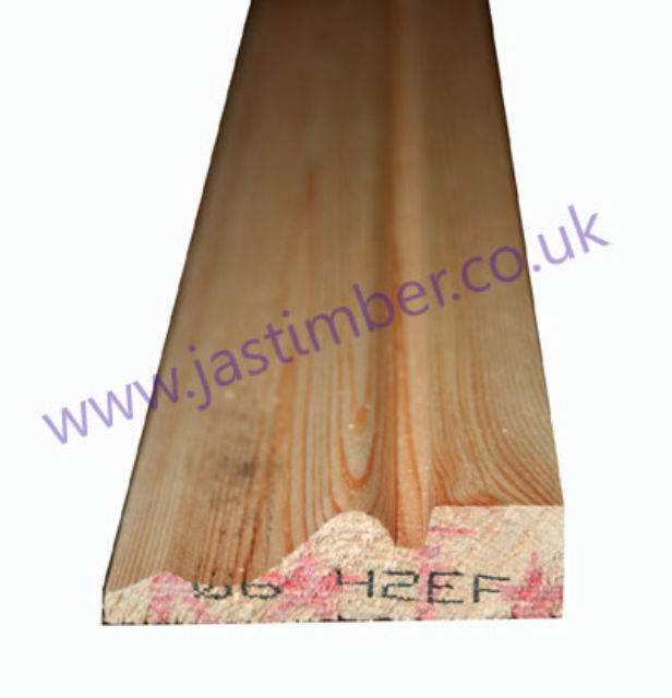 "3"" Ogee Architrave Timber Skirting - Length"