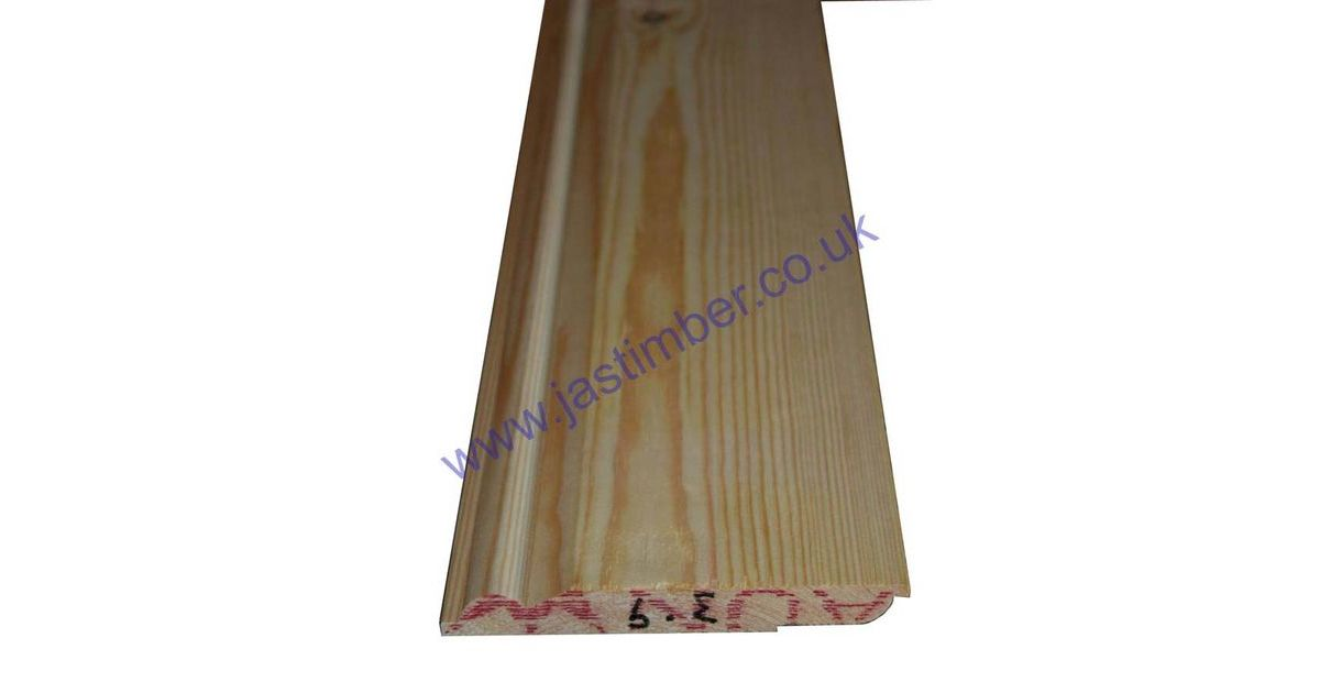 Quot torus lambstongue pefc softwood skirting board