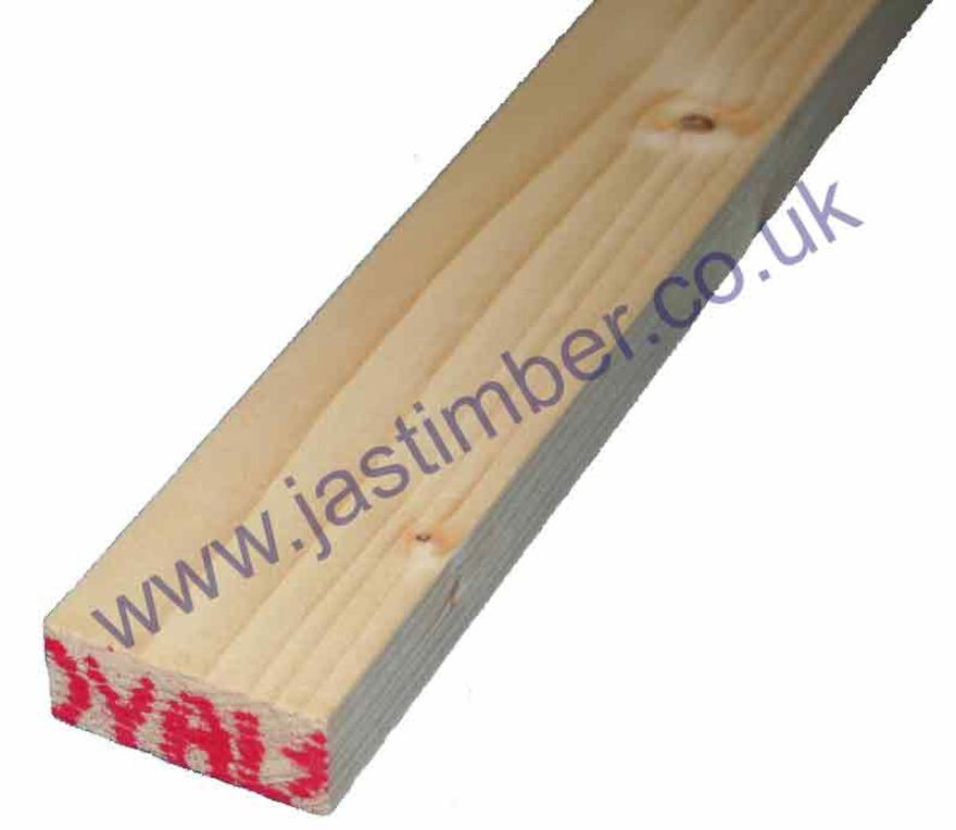 2x1 PSE Whitewood Timber