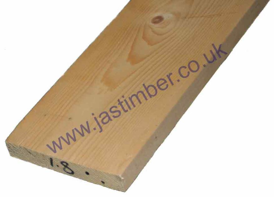 5x1 PSE Whitewood Planed Timber
