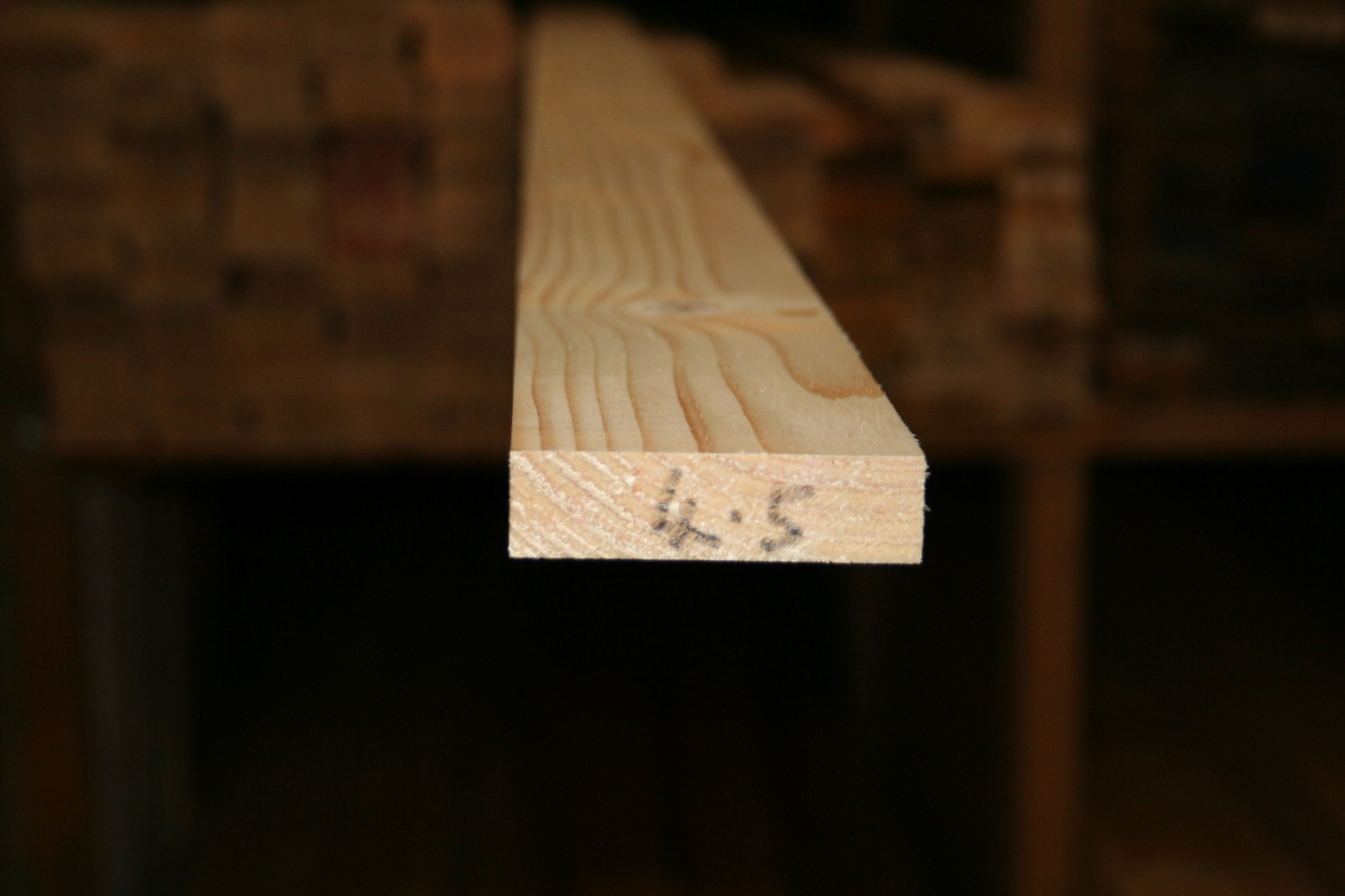 Pine 3x1 PSE Whitewood Timber Length