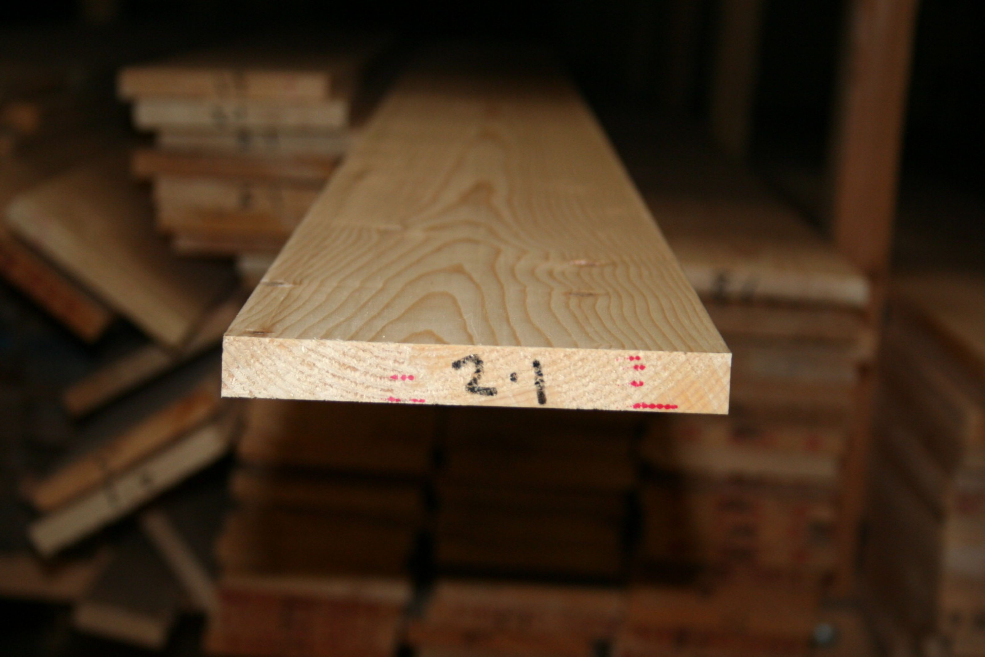 Pine 6x1 PSE Whitewood Timber Length