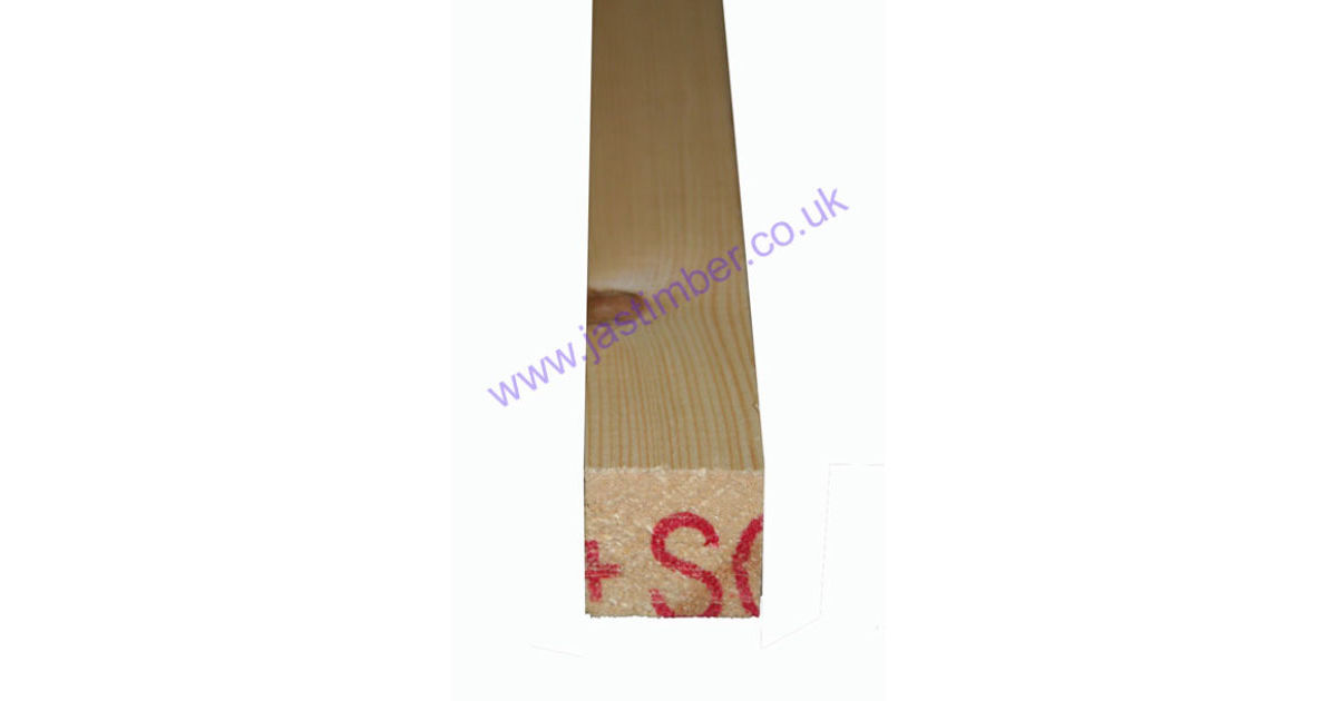 1.5x1.5 PSE Redwood Planed Timber
