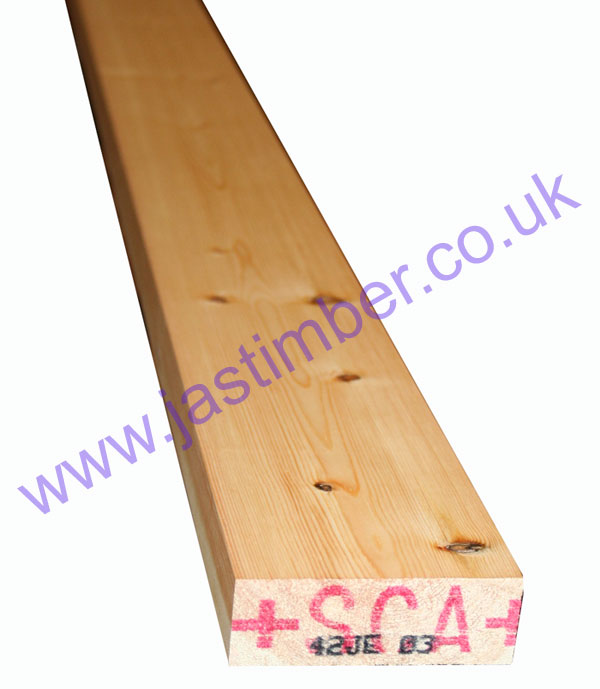 4x1.5 PSE Redwood Planed Timber