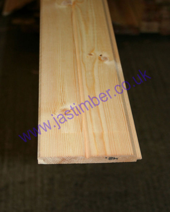 Dummy Groove Timber Cladding - Length
