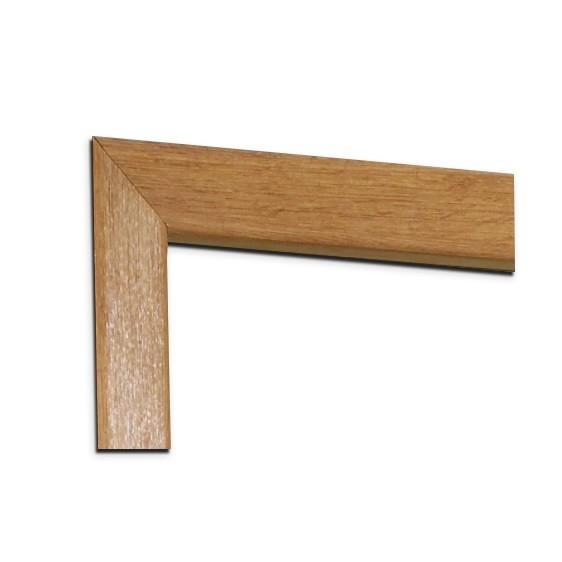 Oak 3\  Modern Architrave Door Set PFOARSET-RD - XL Joinery ...  sc 1 st  JAS Timber & 3\