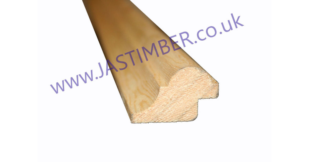 Softwood Bolection Panel Mould